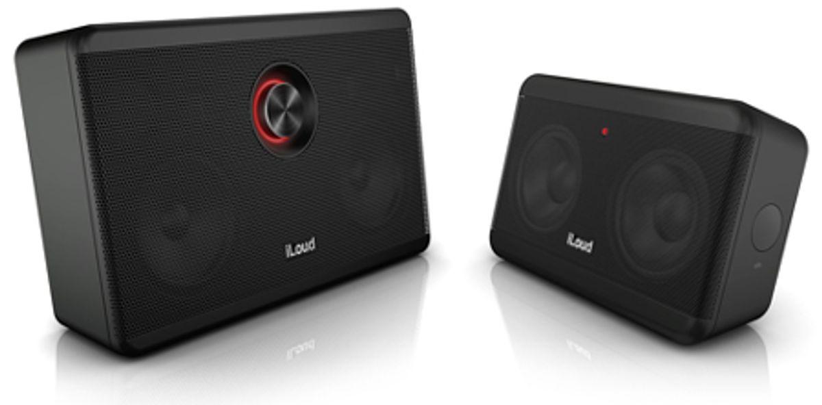 IK Multimedia Announces iLoud Portable Speakers