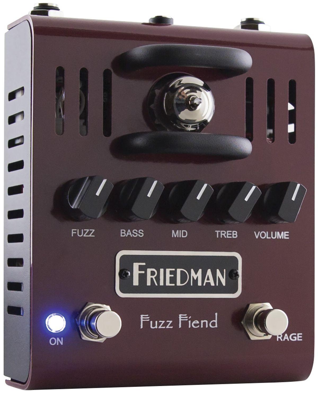 Friedman Fuzz Fiend Review