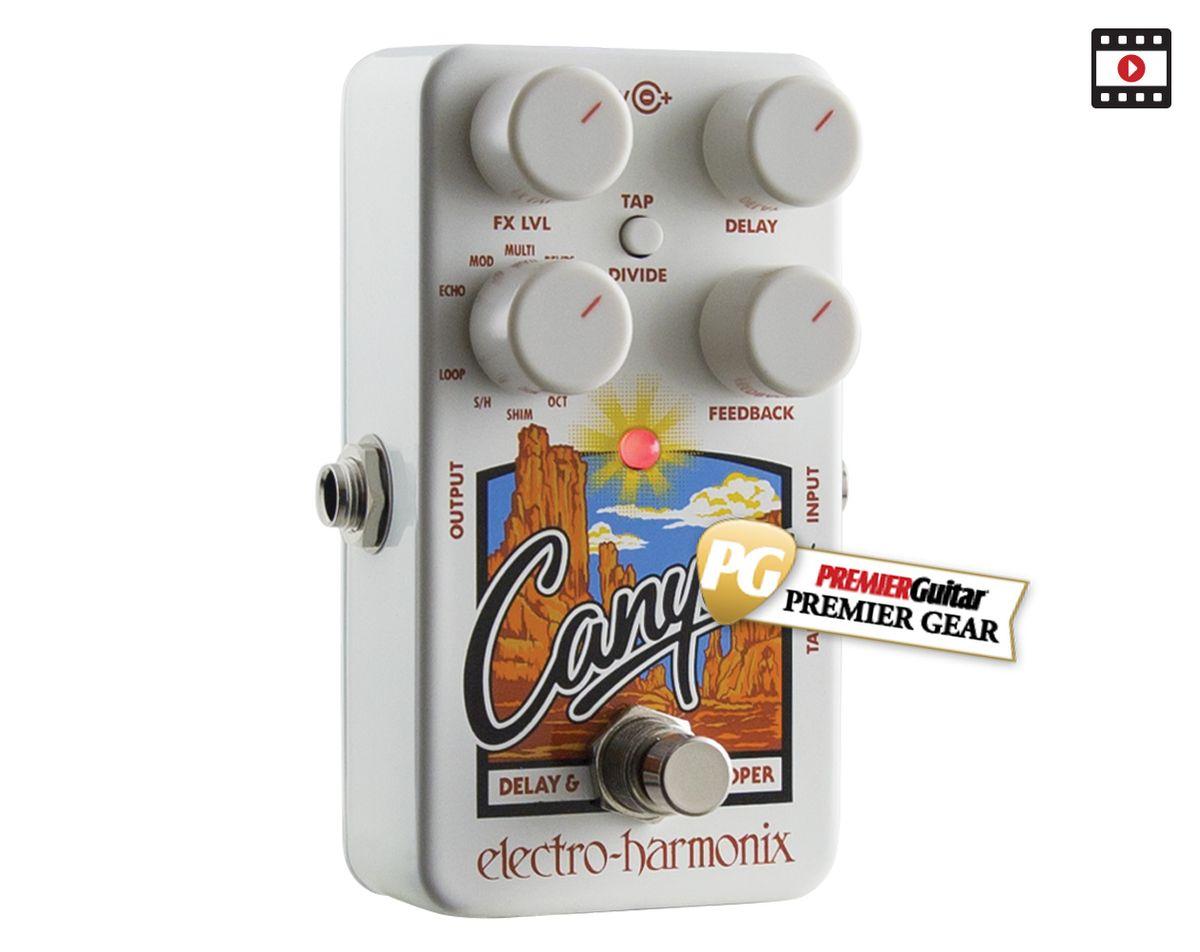 Electro-Harmonix Canyon Review