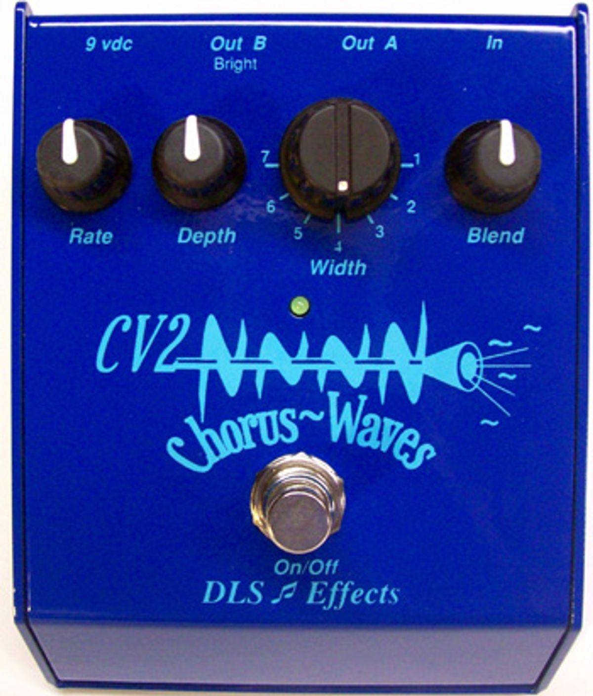 DLS Effects Releases Stereo Chorus Waves