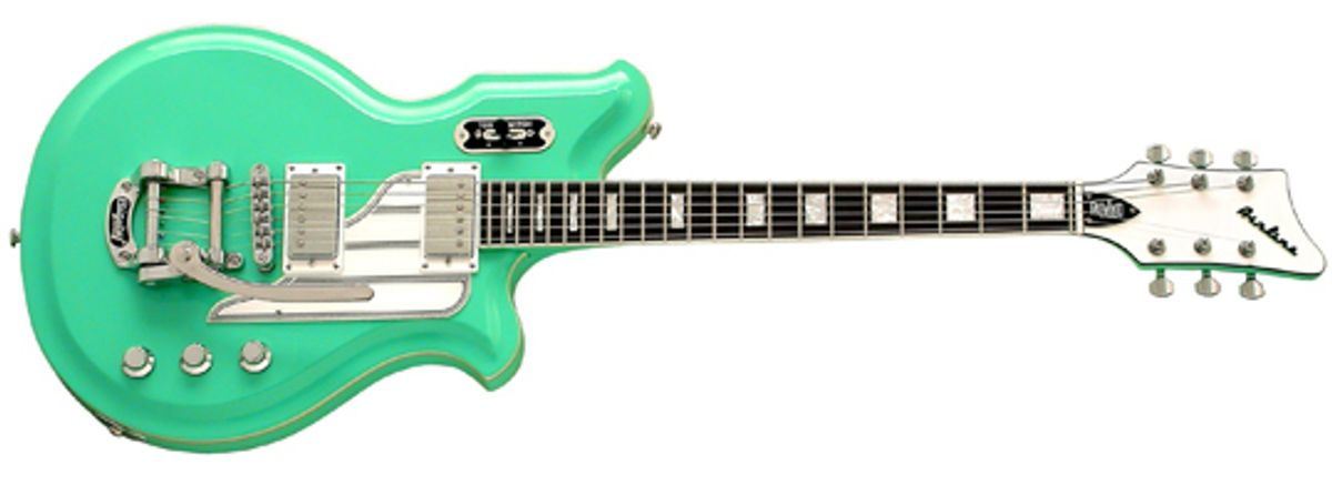 Review: Eastwood Airline Map Guitar