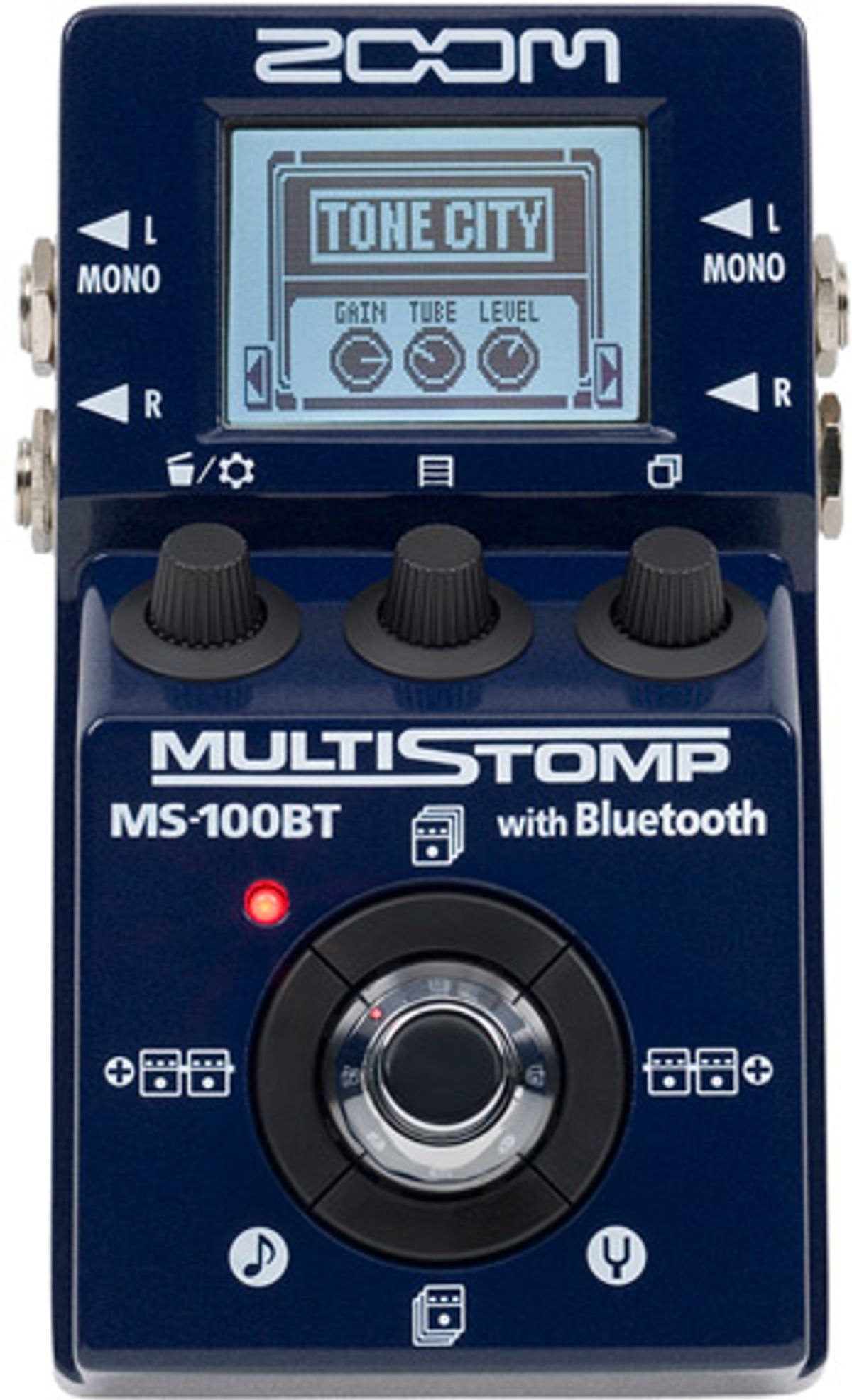 Zoom MS-100BT MultiStomp with Bluetooth Pedal Review