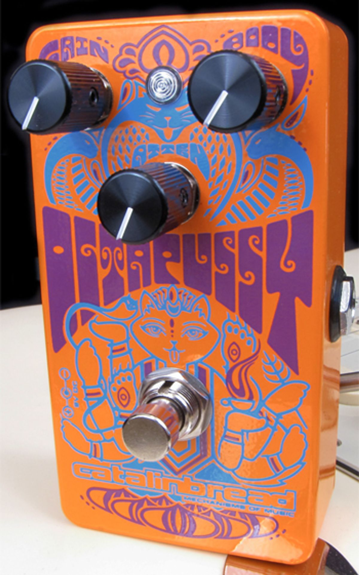 Catalinbread Releases the Octapussy Octave Fuzz Pedal