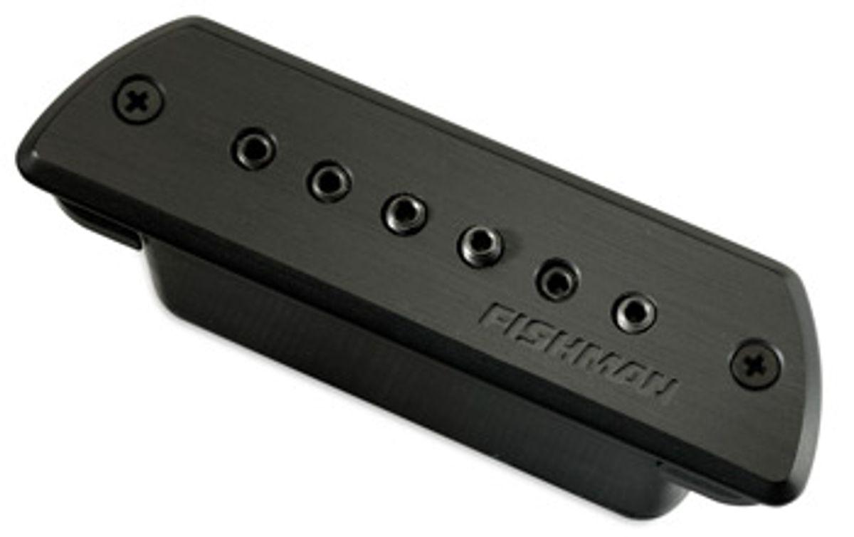 Fishman Releases Blackstack Soundhole Pickup