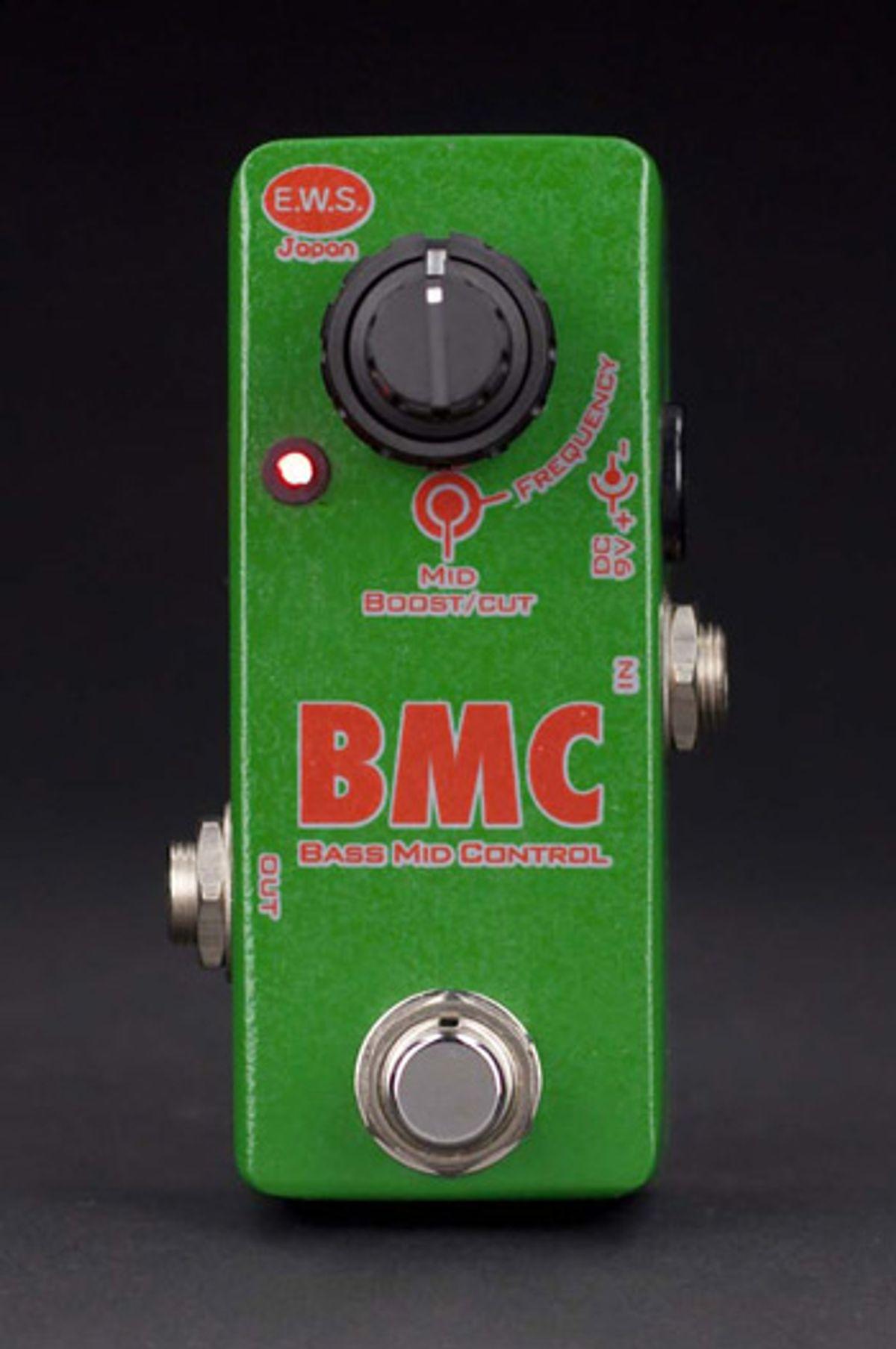 EWS Releases BMC Bass Mid Control Pedal
