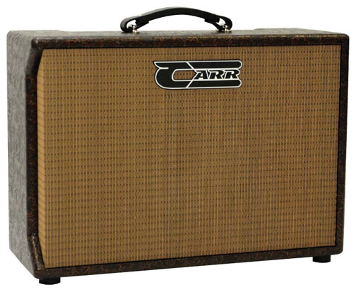 Carr Artemus 1x12 Combo Amp Review