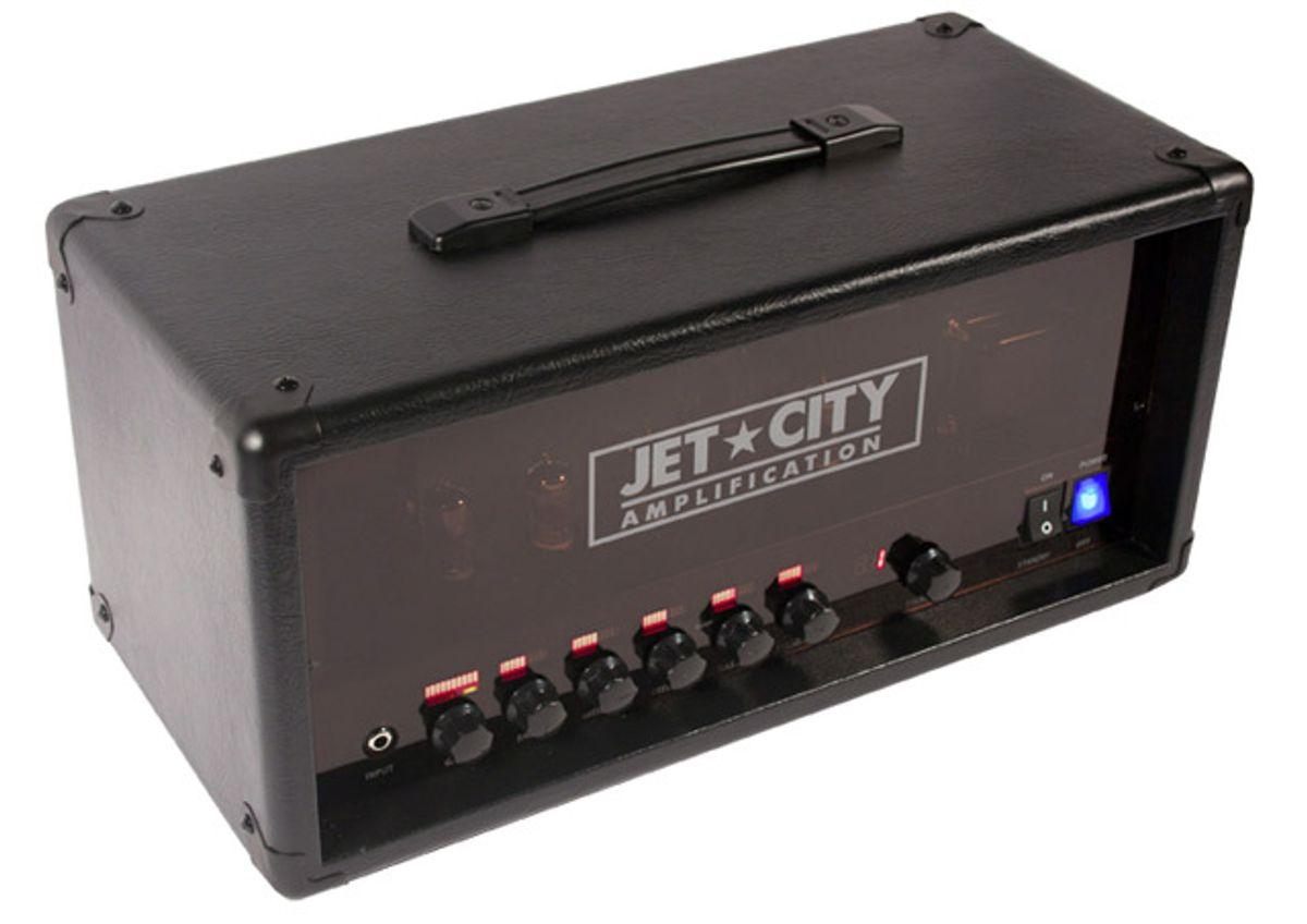 Jet City Announces the 20HFlex Amp