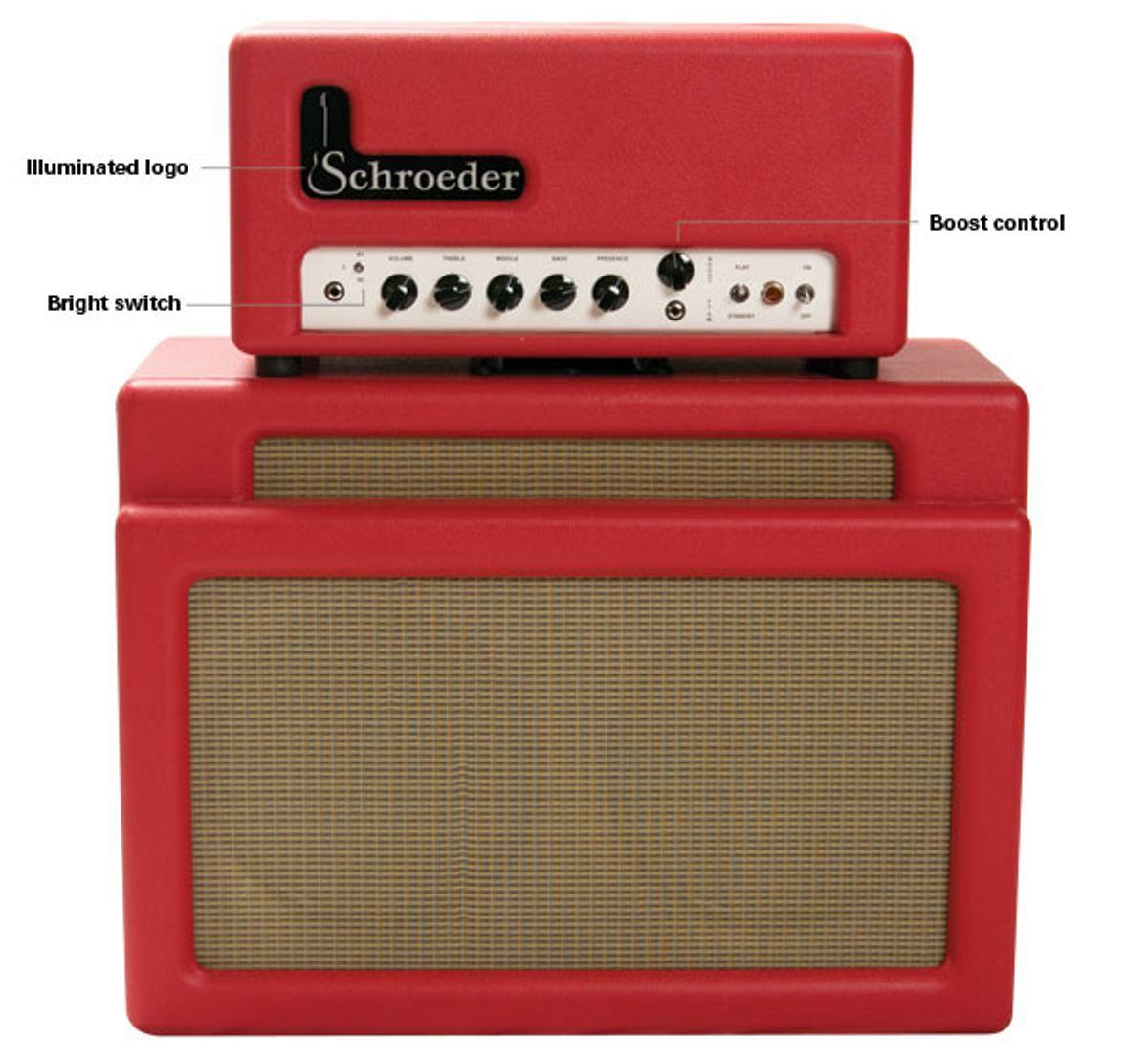 Schroeder Audio DB7 Amp Review