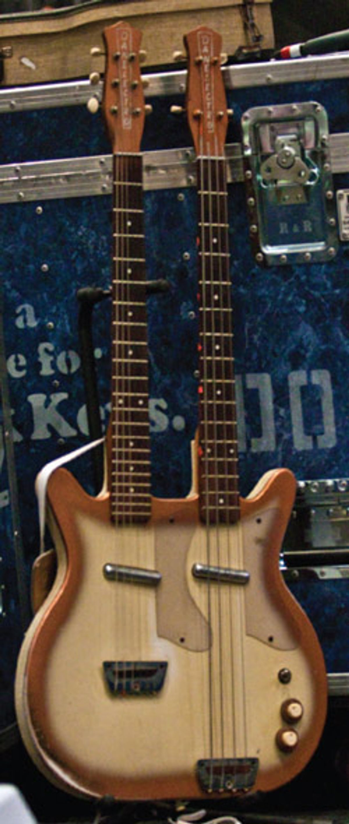 Gear of the Month: 1959 Danelectro Doubleneck #3923