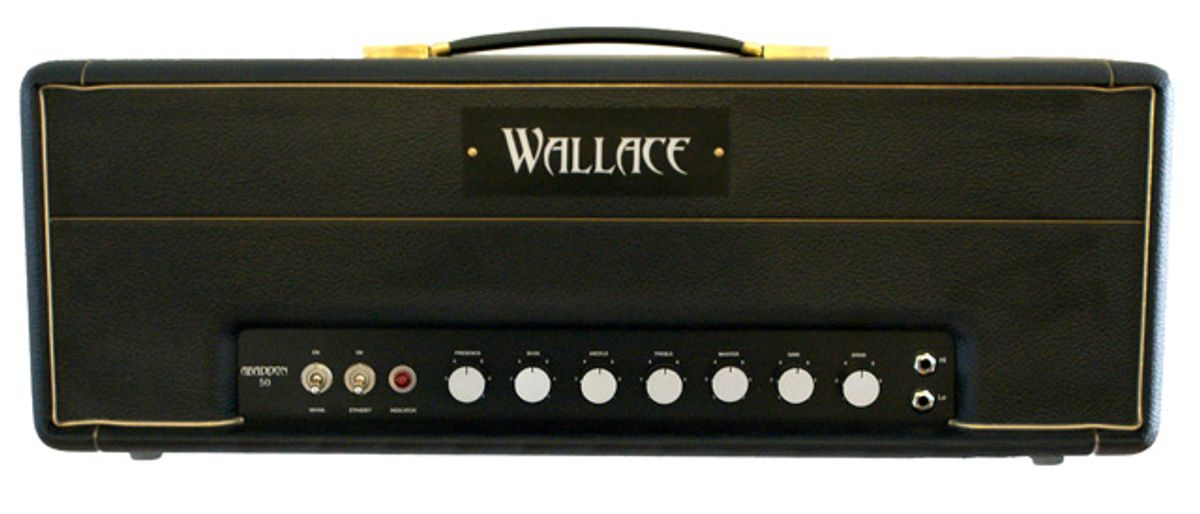 Wallace Abaddon Amp Review