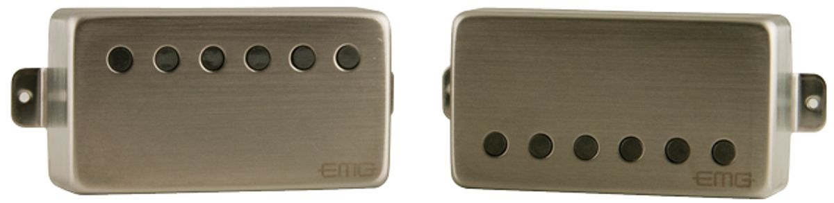 EMG 66-N/57-B Humbuckers Review