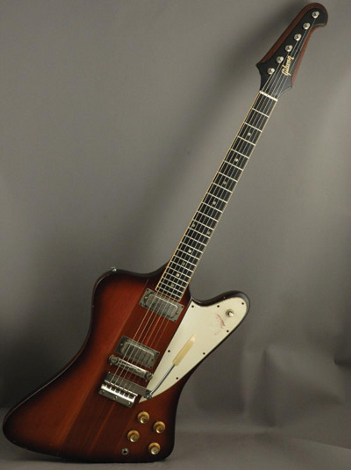 1963 Gibson Firebird