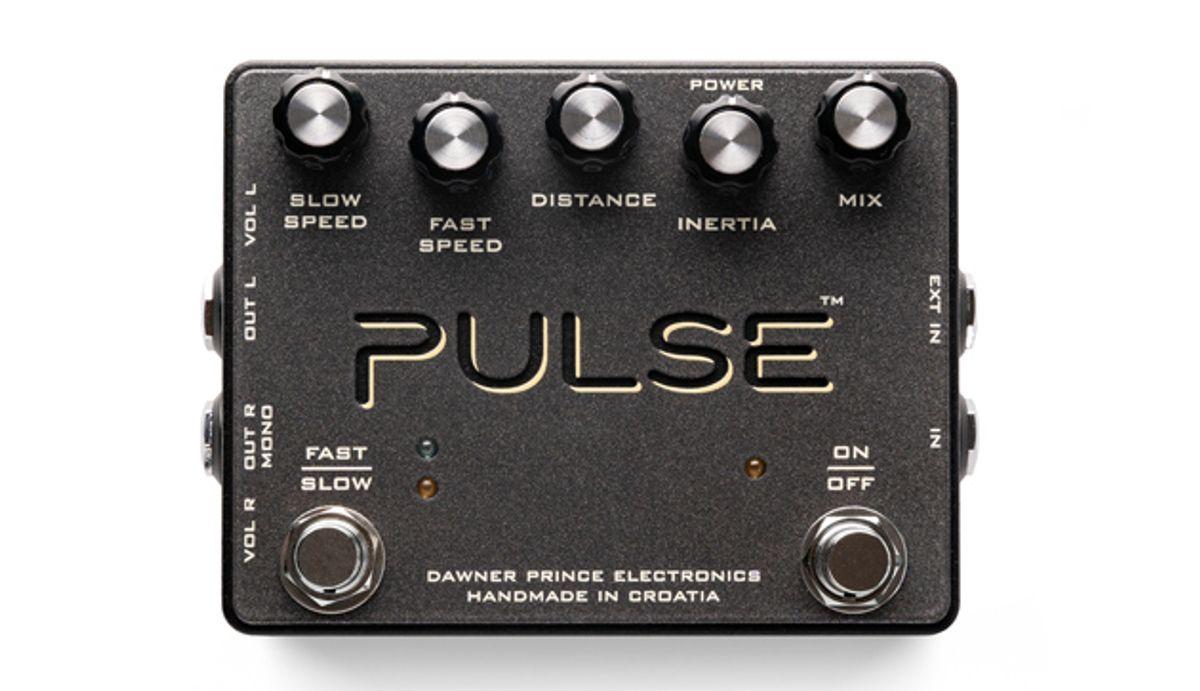 Dawner Prince Electronics Introduces the Pulse Revolving Speaker Emulator