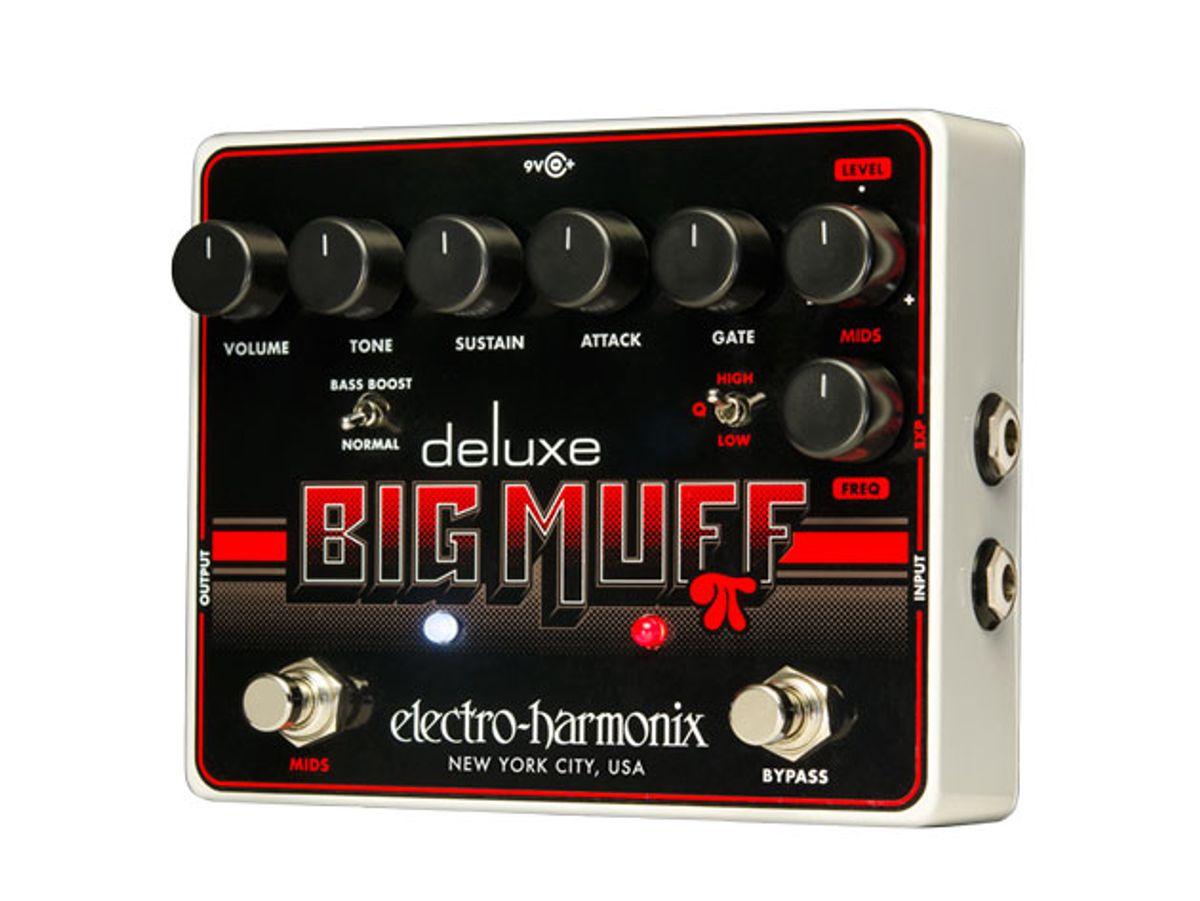 Electro-Harmonix Releases the Deluxe Big Muff Pi