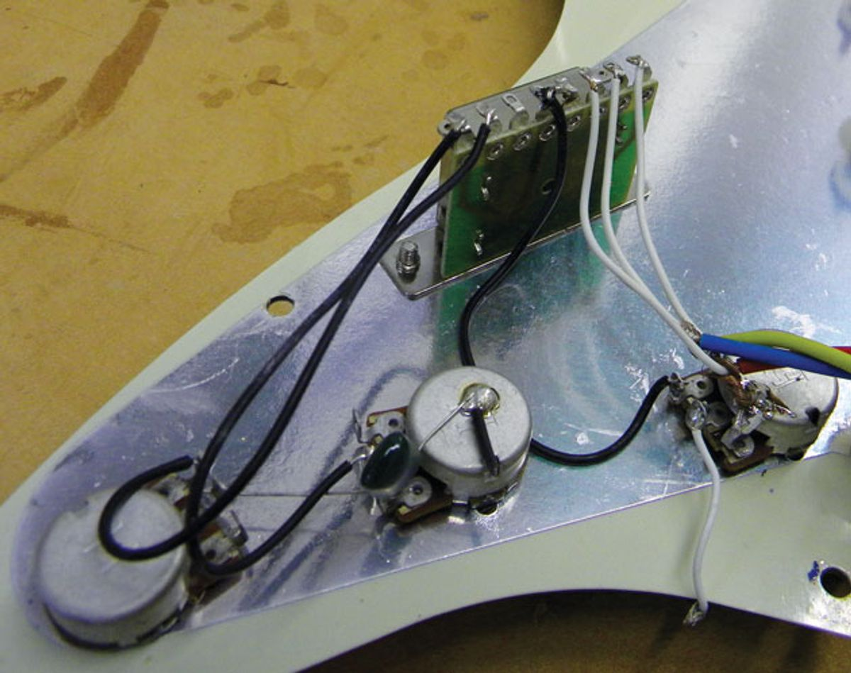Guitar Shop 101: Tips for Replacing a Strat-Style 5-Way Switch