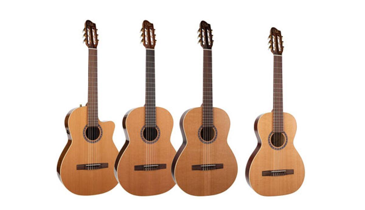 Godin Guitars Launches the Godin Nylon Series