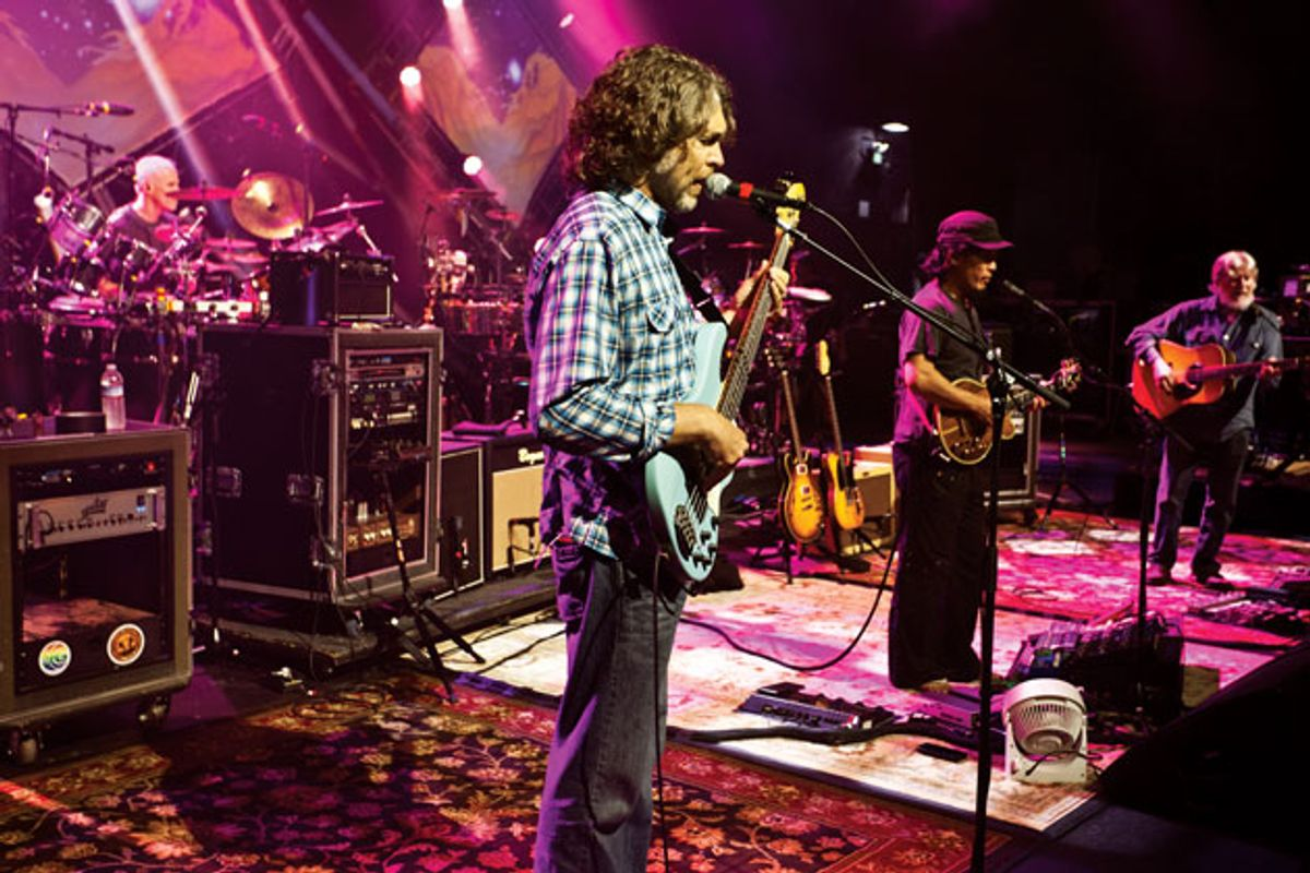 String Cheese Incident: Mile-High Melting Pot