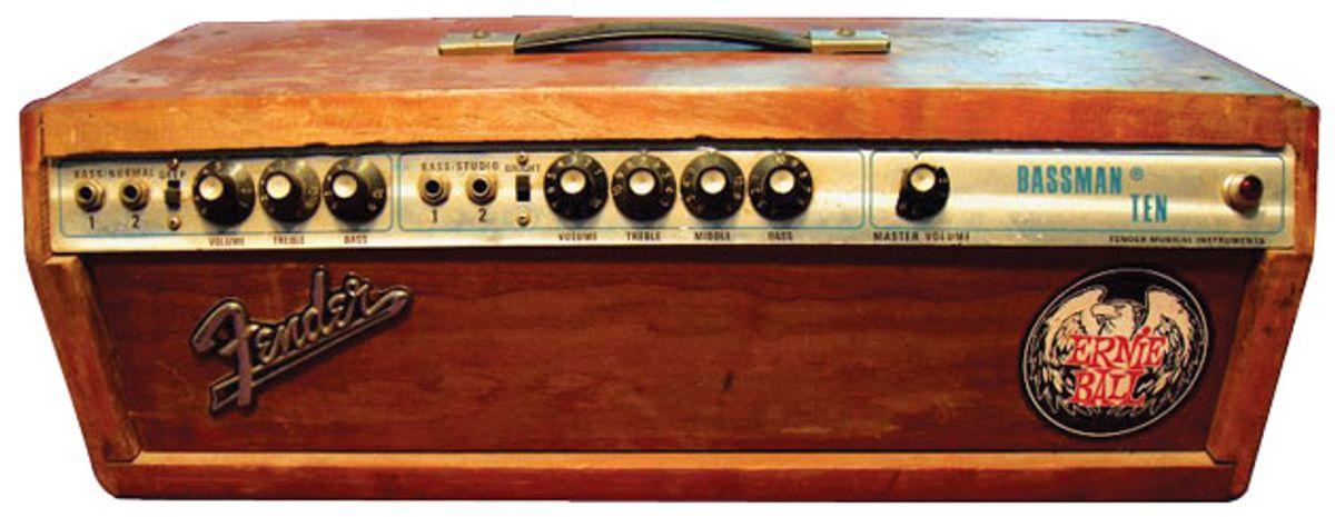Ask Amp Man: A Fender Head Transplant
