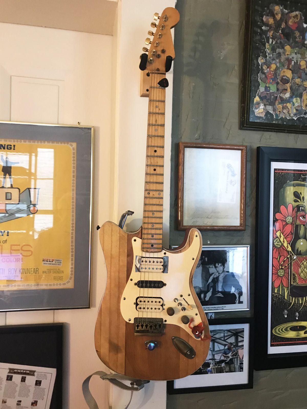 Reader Guitar of the Month: B-Bender Gleasoncaster