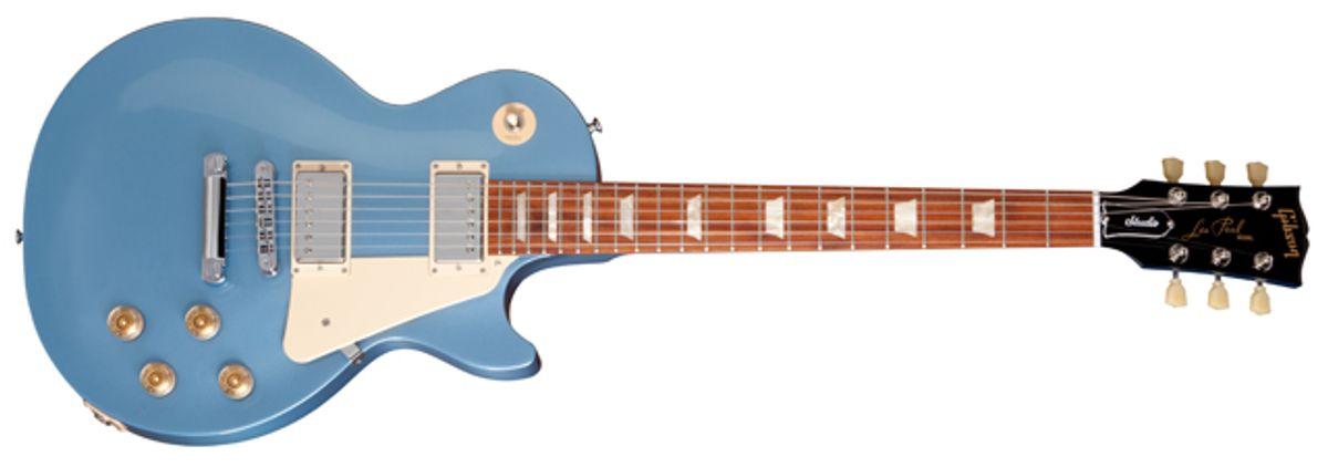 Gibson Les Paul Studio Electric Guitar Review