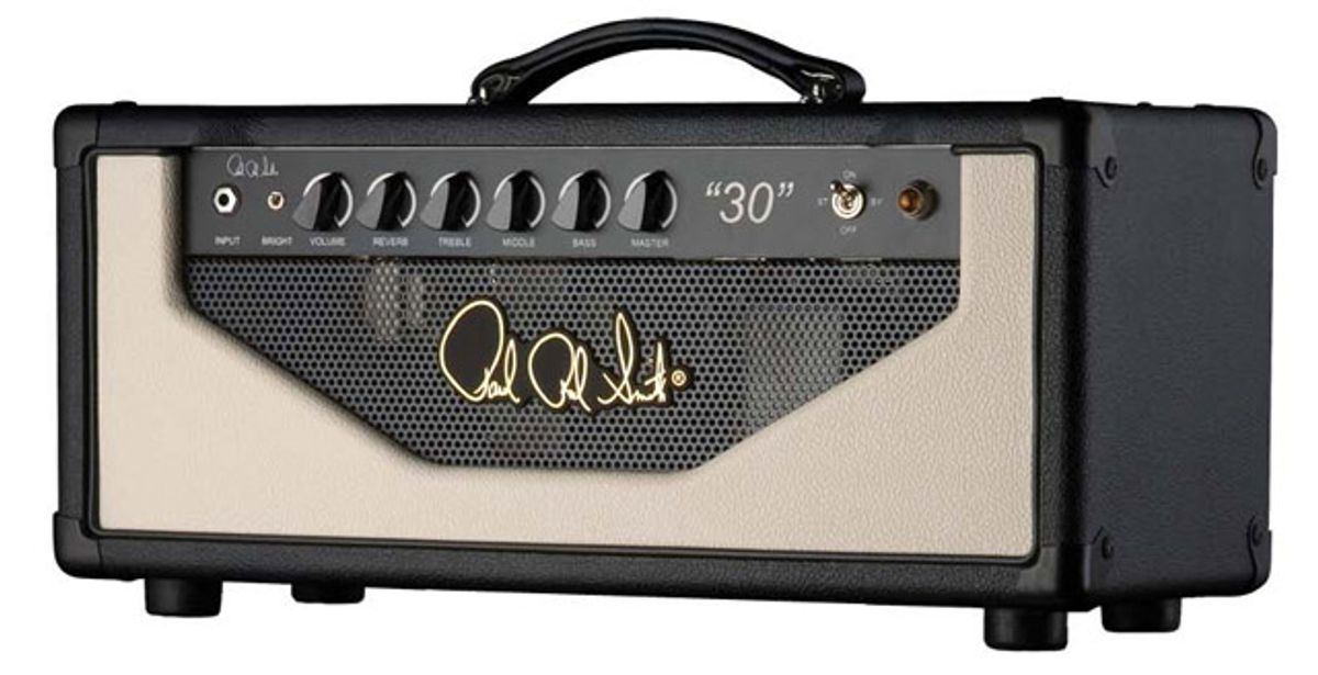 PRS 30 Amp Review