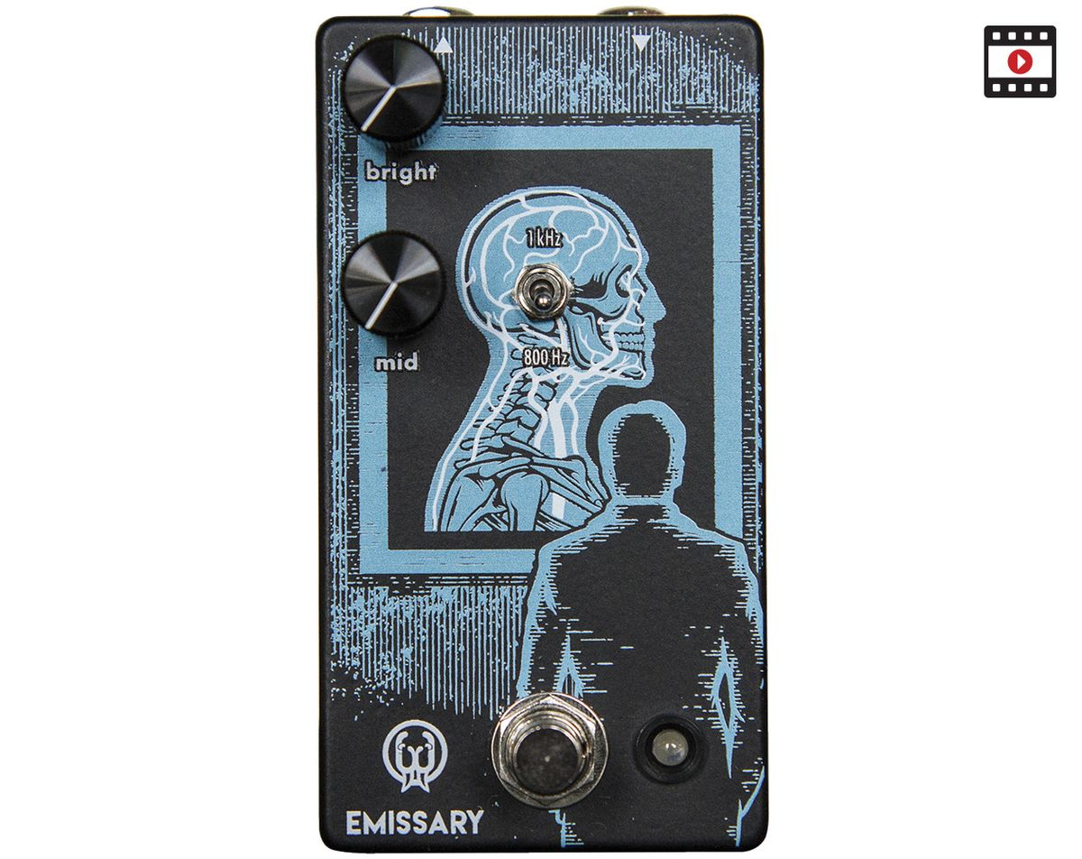 Walrus Audio Emissary Review