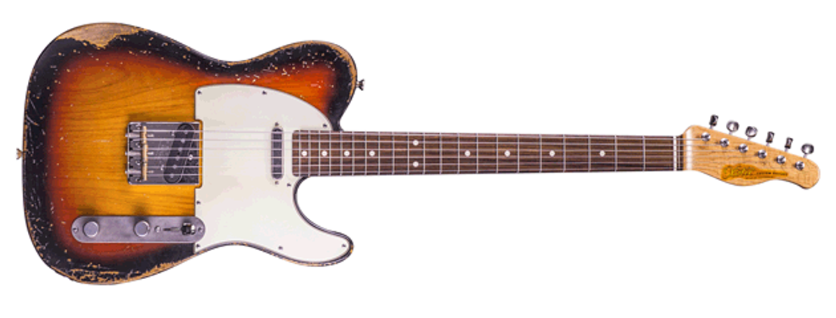 Xotic Introduces the California Classic XTC Series