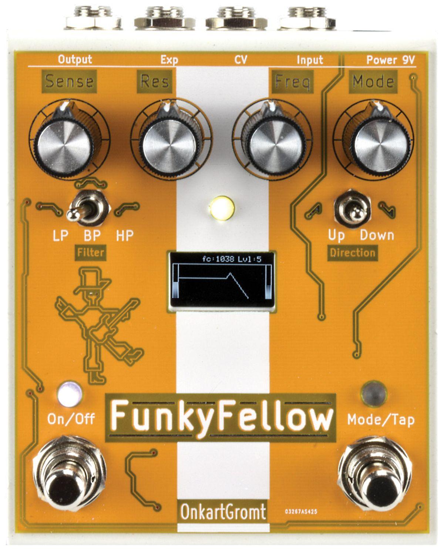 OnkartGromt FunkyFellow Review
