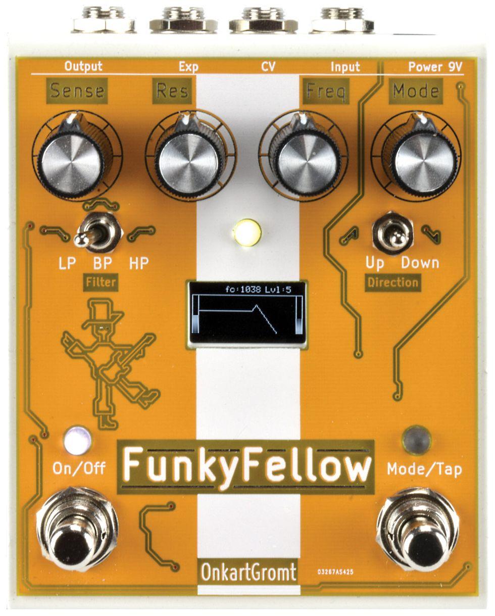 Oct18-Onkartgromt FunkyFellow-FEAT