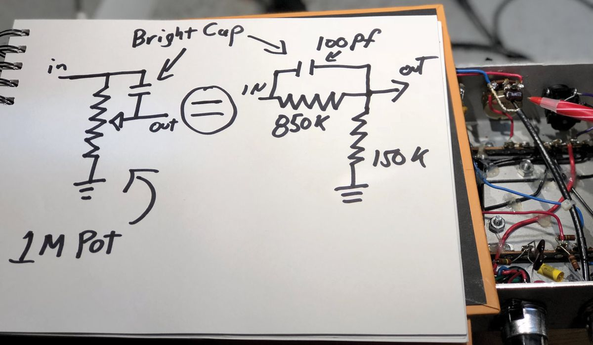 Dimed & Dangerous: How Bright Caps Shape Tone