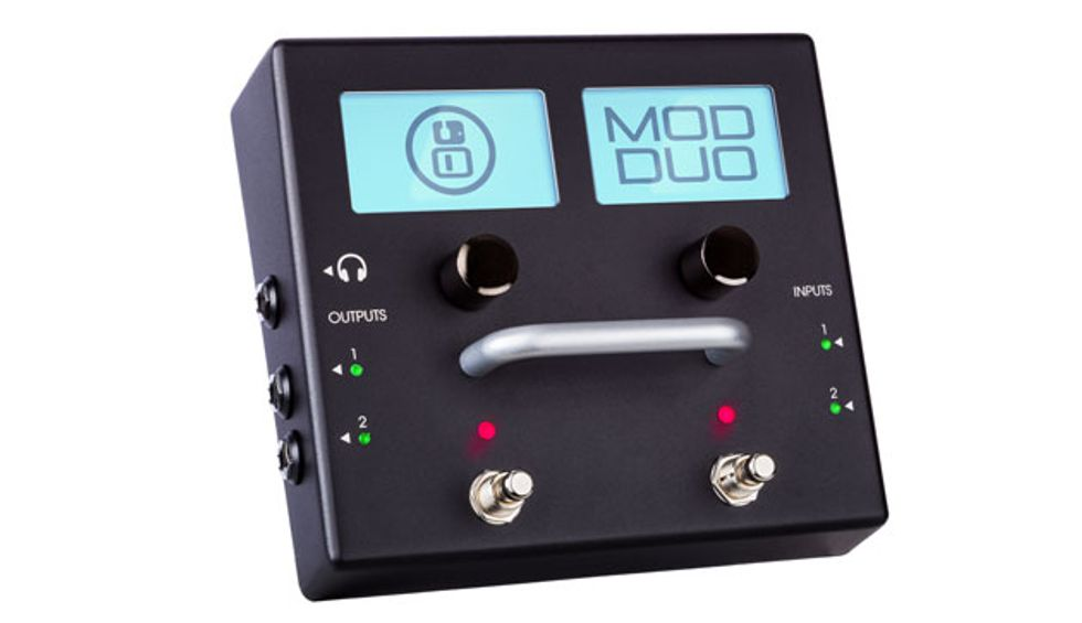 MOD Devices Releases the Onyx Amp and GxCreamMachine