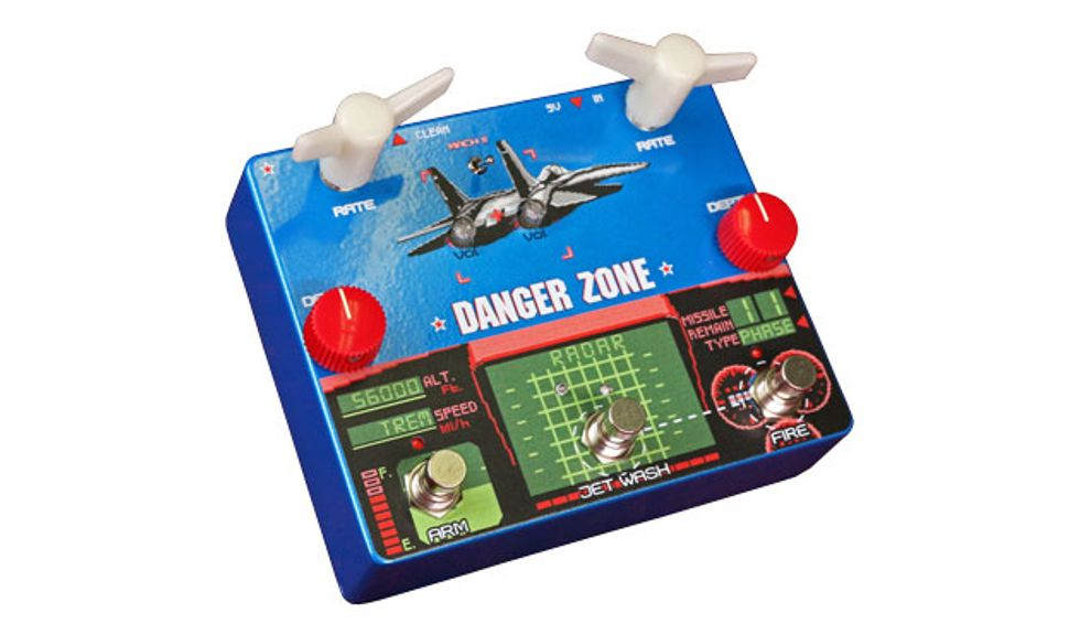 Option Knob Introduces the Danger Zone