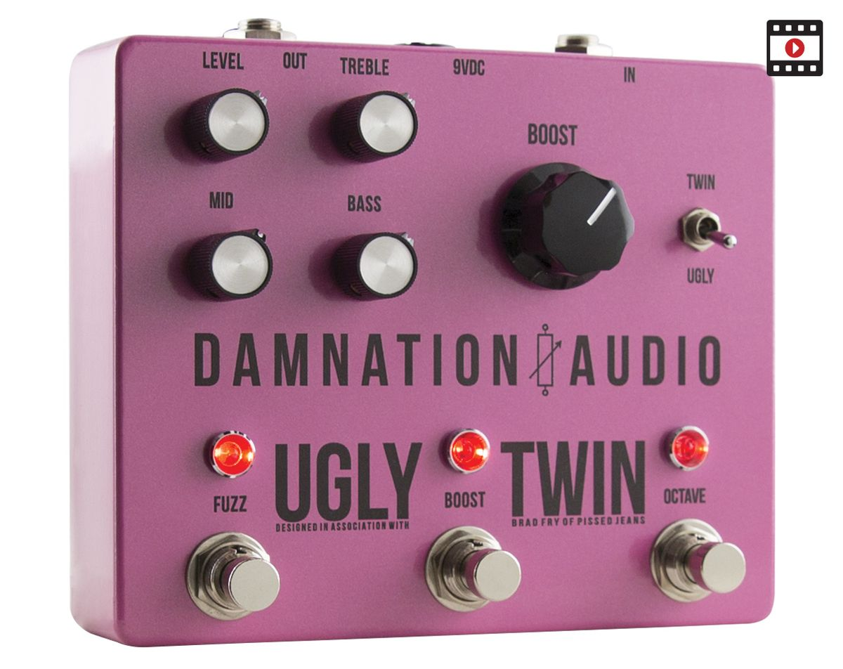 Damnation Audio Ugly Twin Review