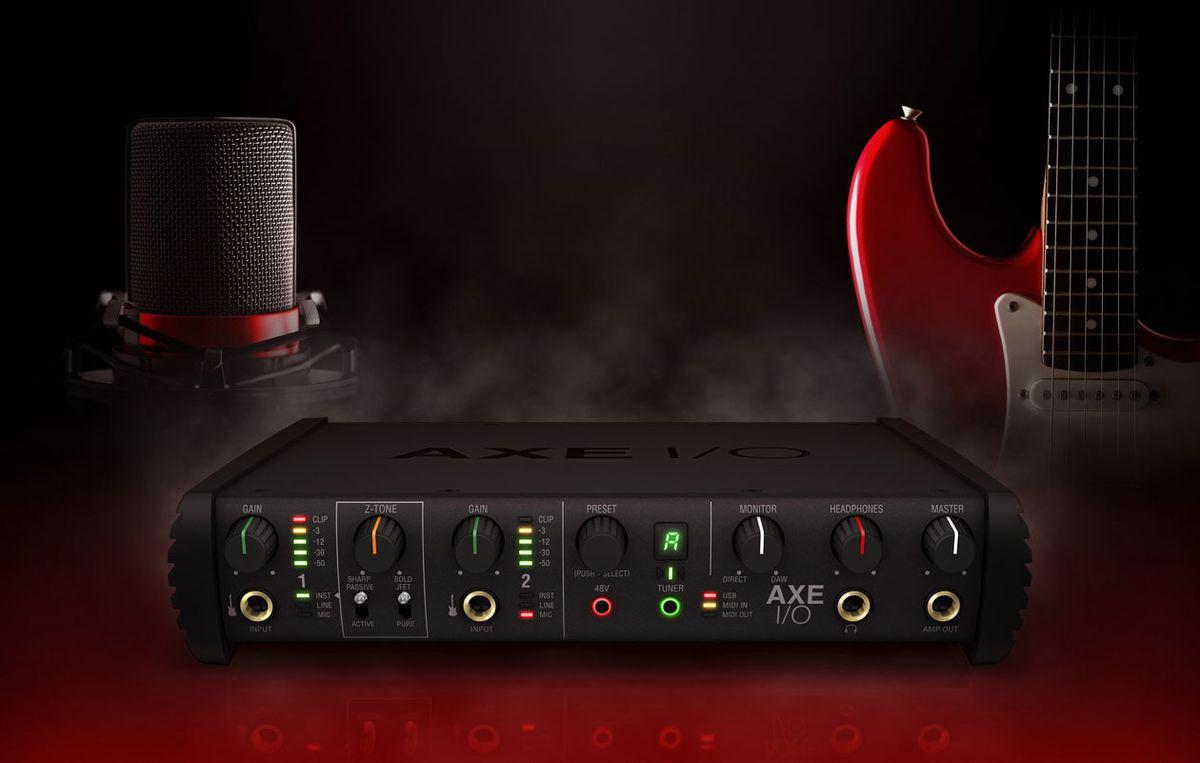 IK Multimedia Unveils the Axe I/O Interface