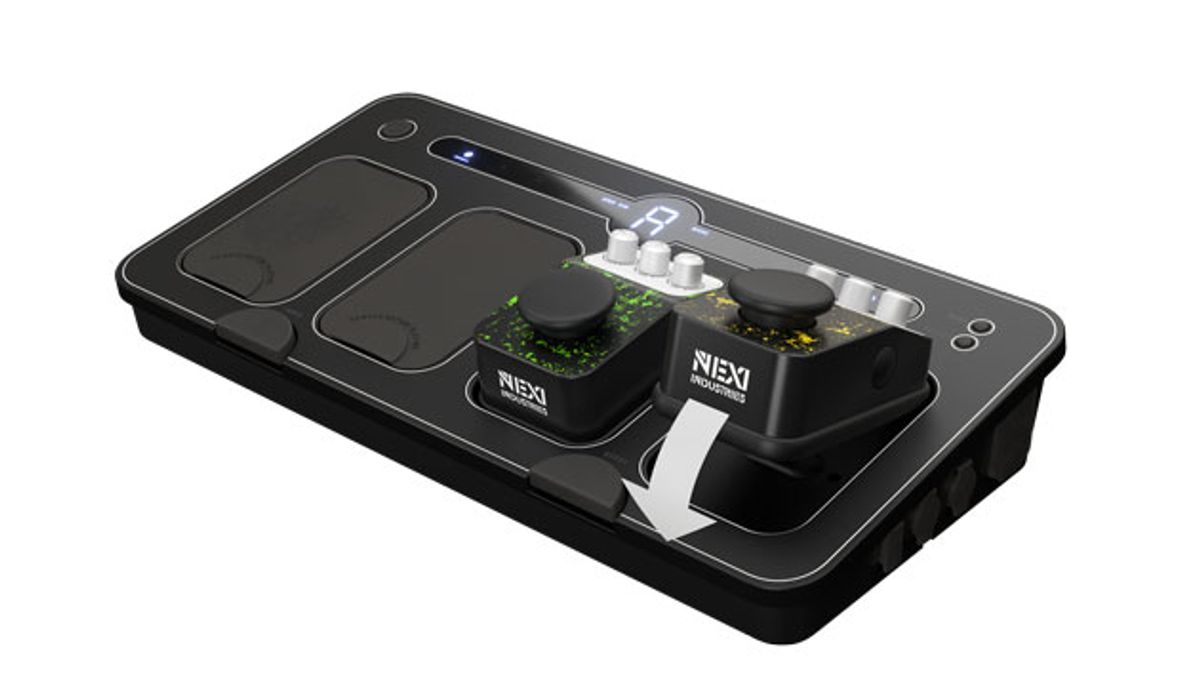 Nexi Industries Launches the Nexi Electric Powered Pedalboard