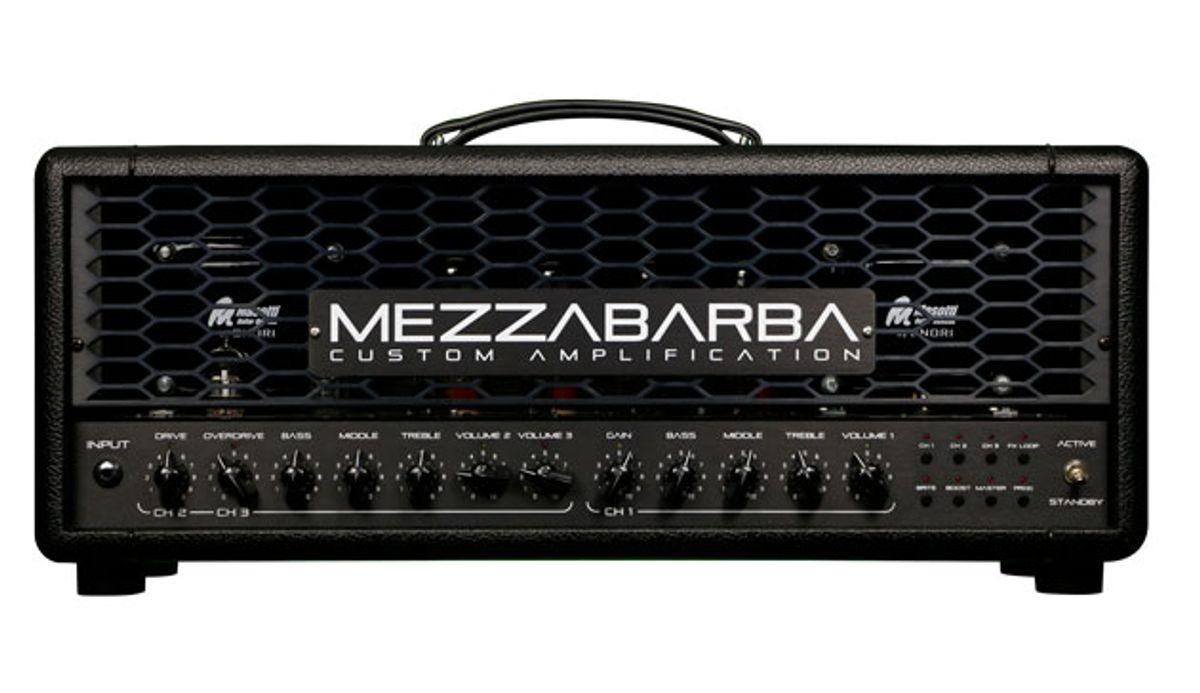 Mezzabarba Unveils the Trinity