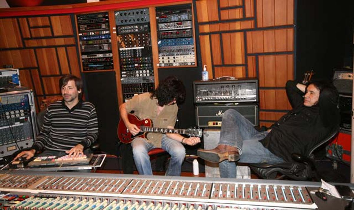 Interview: Greg Collins - KISS' Sonic Boom Producer