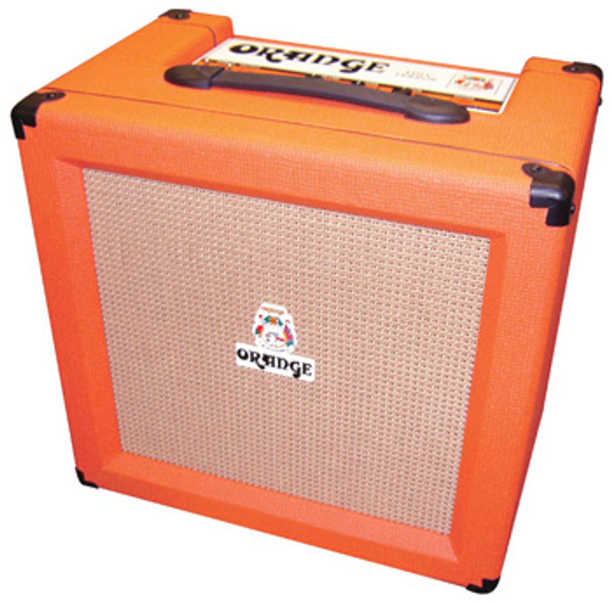 Orange Tiny Terror Amplifier Heist
