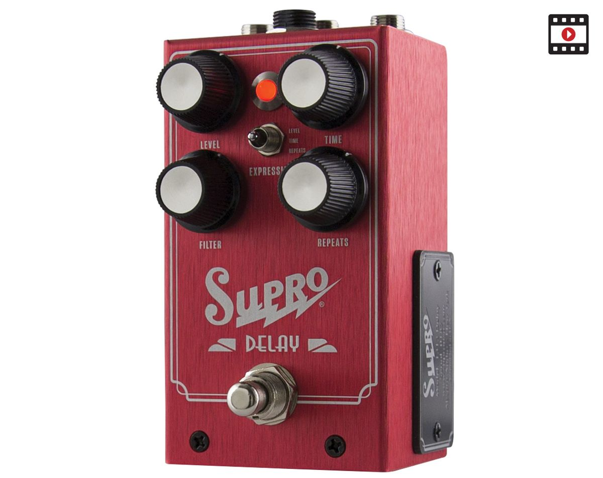 Supro Delay Review