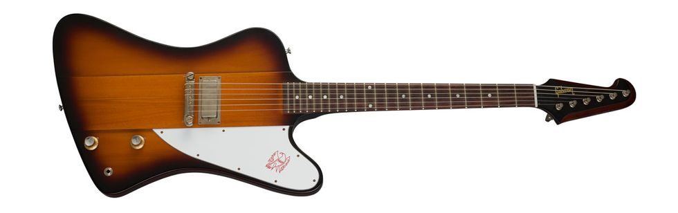 Gibson Announces the Eric Clapton 1964 Firebird I | Premier