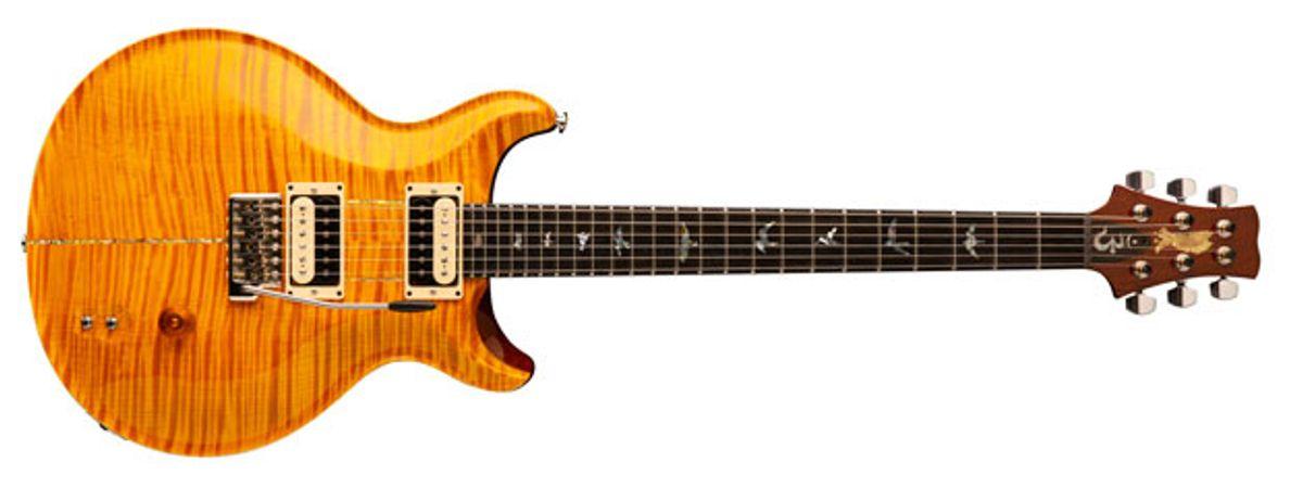 PRS Guitars Unveils the Pre-Factory Santana I Limited Edition