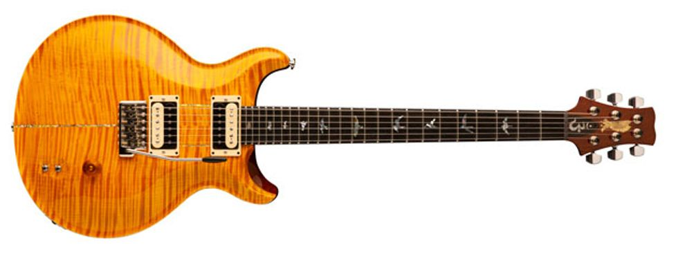 PRS Guitars Unveils the Pre-Factory Santana I Limited Edition