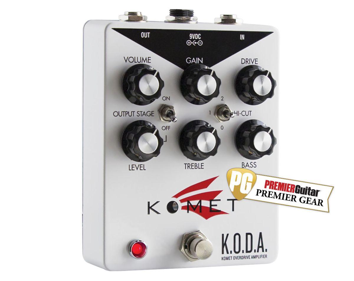 Komet K.O.D.A. Review