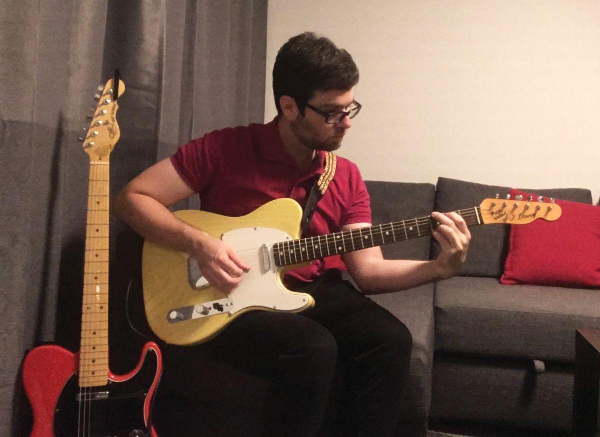 Reader Guitar of the Month: Koyukicaster