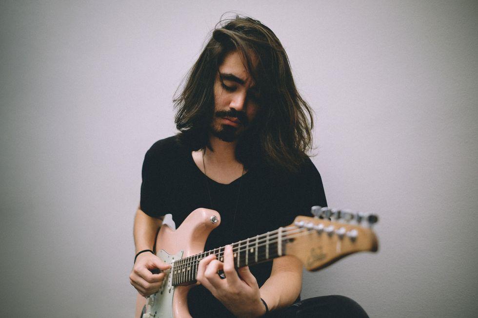 Cyber Sensei Mateus Asato Premier Guitar