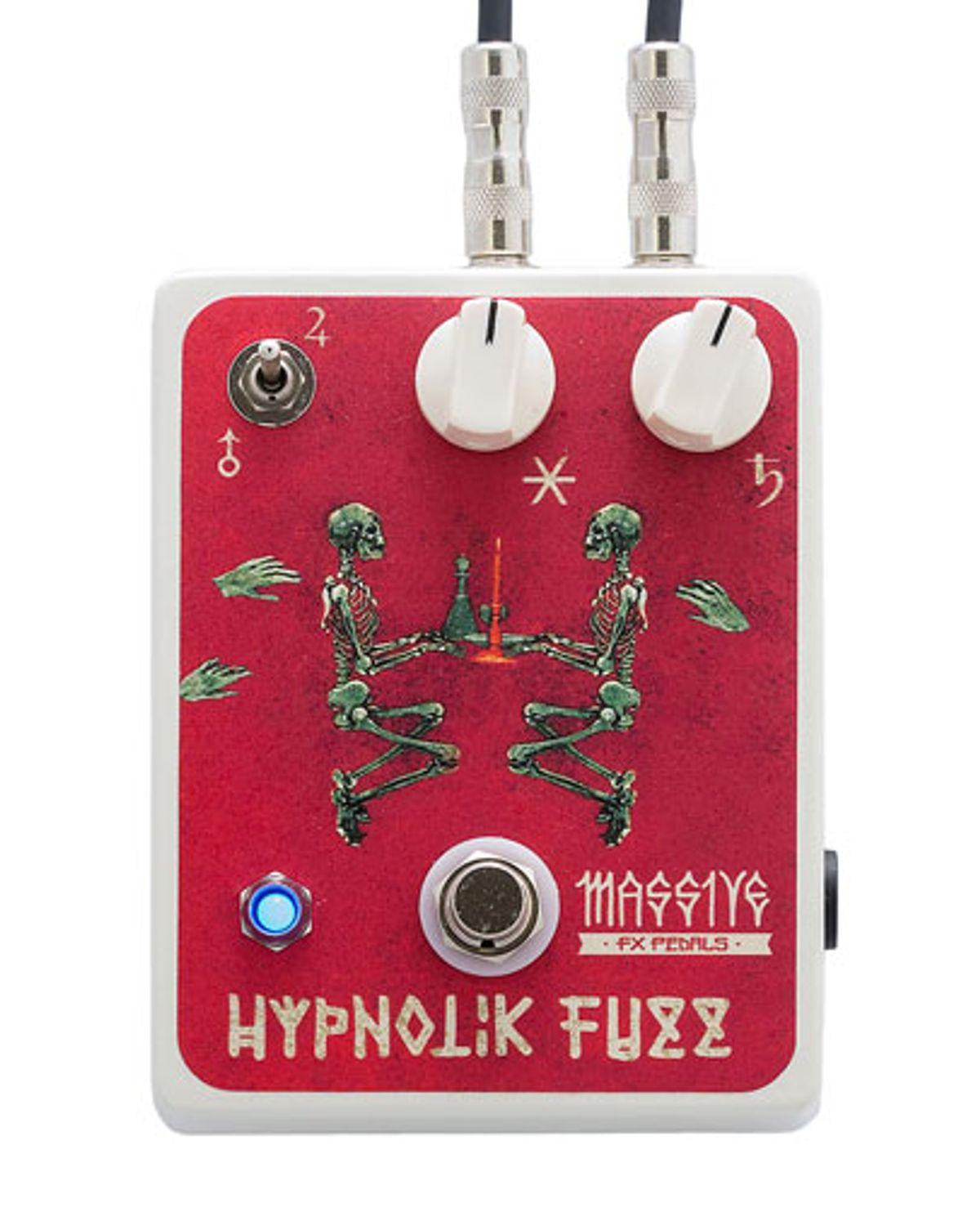 Massive FX Pedals Releases the Hypnotik Fuzz