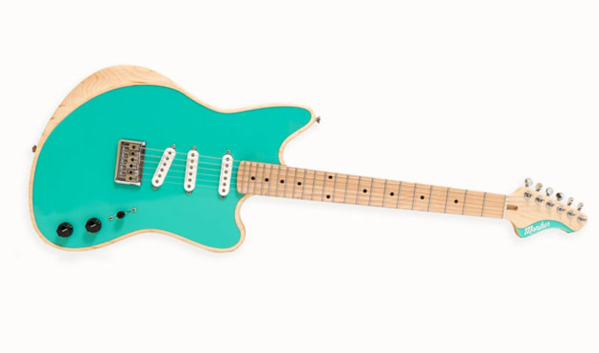 Moniker Guitars Launches the Rival Series