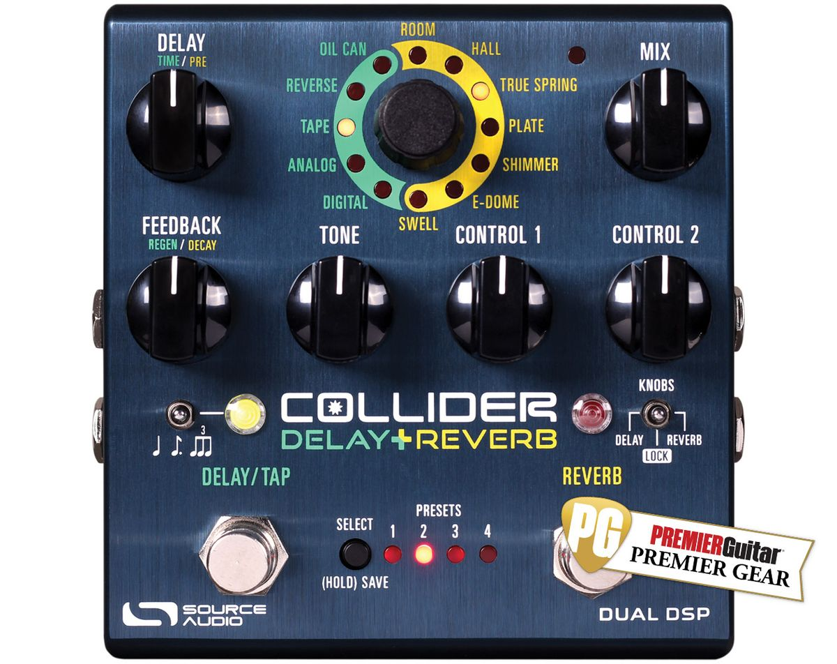 Source Audio Collider: The Premier Guitar Review