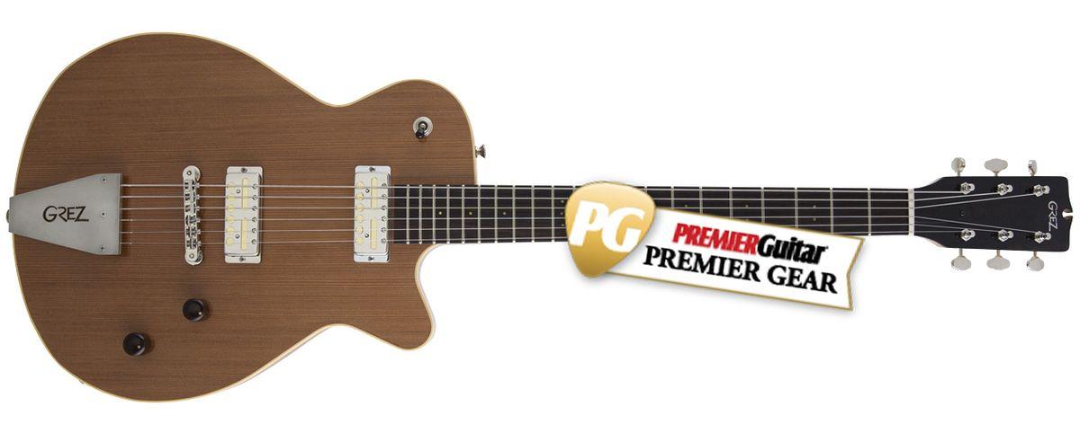 Grez Guitars Mendocino Review