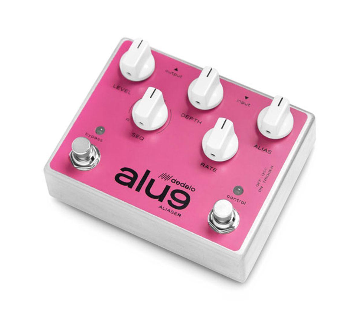 Dedalo Fx Presents the ALU9 Aliaser